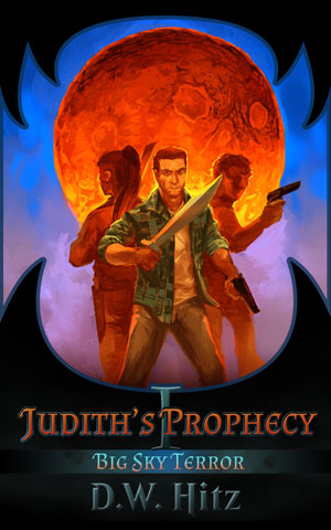 Judith's Prophecy Cover