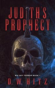 Judith's Prophecy Book Cover