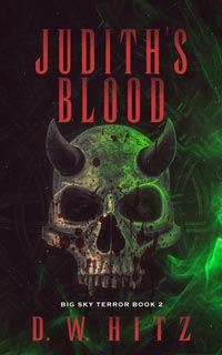 Judith's Blood Cover